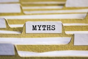 File containing myths about international student loans