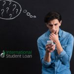 Student confused by international student loans