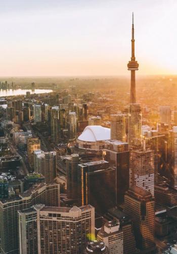 Toronto - University of Toronto is one of the best universities in Canada
